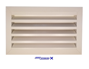 Rectangle Gable Vents SS