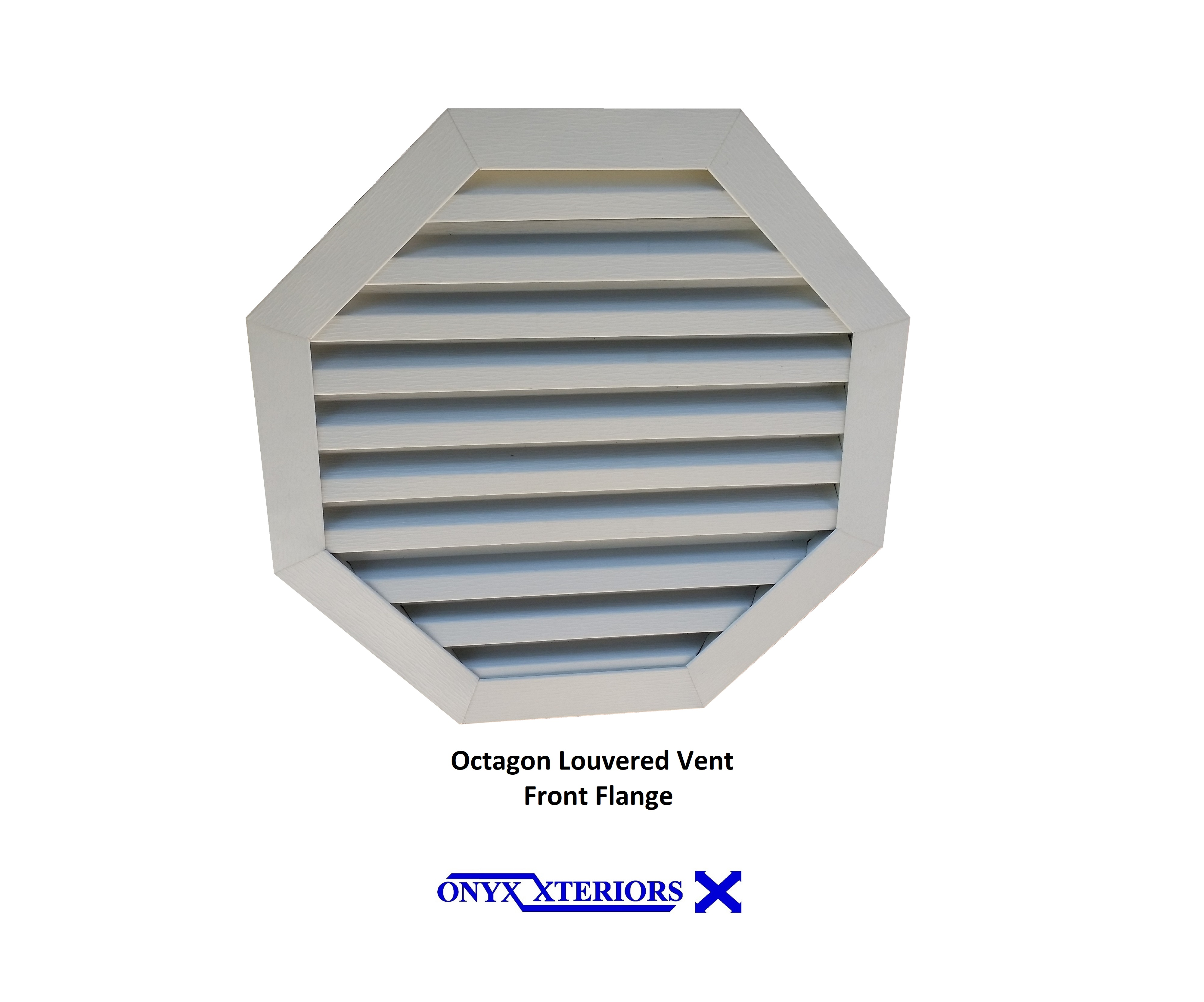 Octagon Gable Vents SS